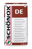 Samonivelační cementový tenkovrstvý potěr Schonox DE 25kg