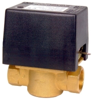 """Elektrický dvoucestný ventil, připojení 3/4"""" int, 230V"""