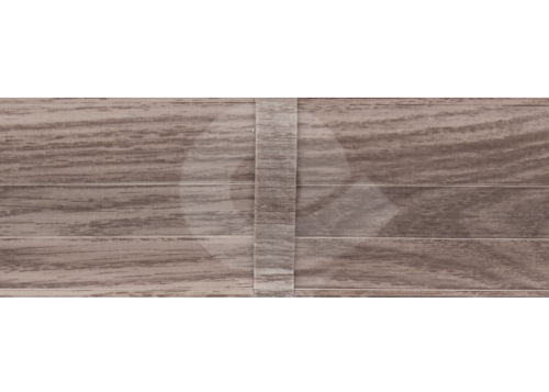 Cezar PREMIUM spojka, PVC, 59mm, dub rovinný, dekor 155