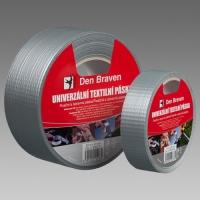 Den Braven Red Line univerzální textilní páska 50mmx50m