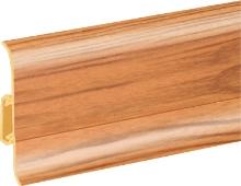 Podlahová lišta soklová Cezar Duo 91