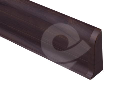 Cezar PREMIUM koncovka pravá, PVC, 59mm, hikory smoky, dekor 191