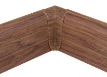 Cezar PREMIUM vnitřní roh, PVC, 59mm, dub koňak, dekor 198