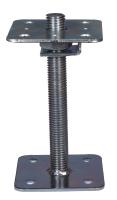 Patka pilíře 110x110-250mm matice M24 s pojistkou