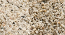 Filtrační písek 1-1,6mm 25kg