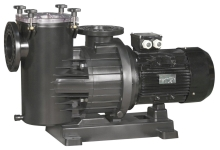 Čerpadlo Magnus 400 - 400V, 65m3/h, plastová turbína, 3,00kW