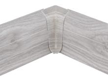 Cezar PREMIUM vnitřní roh, PVC, 59mm, jasan kaukazský, dekor 159