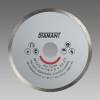 Den Braven diamantový kotouč plný standard 180mm