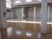 Anhydritová podlaha AE 30 Litý anhydritový potěr