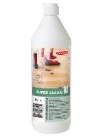 Čisticí prostředek pro pravidelnou údržbu lakovaných podlah Synteko Super Clean 1 l