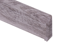 Cezar PREMIUM koncovka pravá, PVC, 59mm, dub carballo, dekor 205
