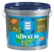 Disperzní lepidlo pro lepení pvc Uzin KE 66 14kg