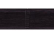 Cezar PREMIUM spojka, PVC, 59mm, wenge tmavý, dekor 200