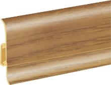 Podlahová lišta soklová Cezar Duo 101