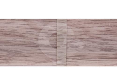 Cezar PREMIUM spojka, PVC, 59mm, dub sude, dekor 207