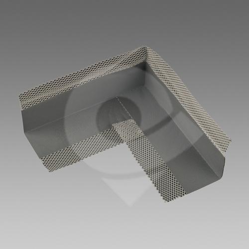 Vnitřní těsnící roh k hydroizolační pásce 140x140mm