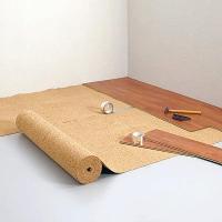 Pokládka podlahové podložky pod podlahy, cena práce za bm