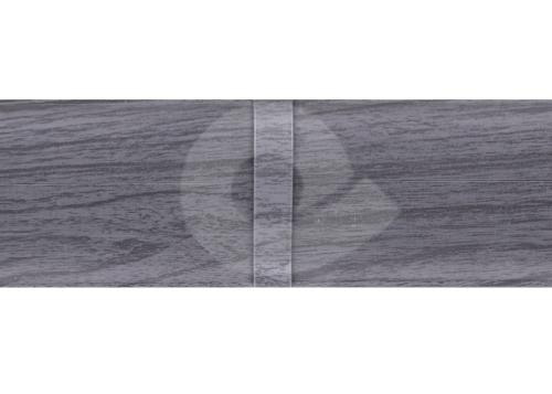 Cezar PREMIUM spojka, PVC, 59mm, dub tmavě šedý, dekor 079