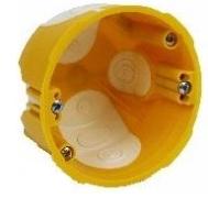 KO krabice kul 68-45/LD na 73x45mm duté stěny