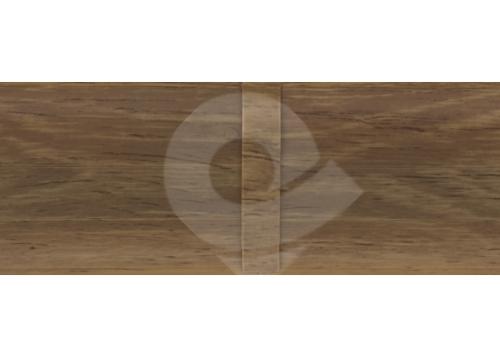 Cezar PREMIUM spojka, PVC, 59mm, ořech přírodní, dekor 227