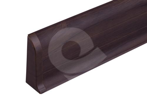 Cezar PREMIUM koncovka levá, PVC, 59mm, hikory smoky, dekor 191