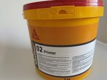 Akrylátová penetrace s plnivem na nenasákavé podklady Sikafloor-02 Primer 5kg