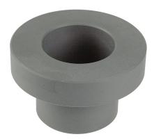 Spodní připojovací díl k podlahové trysce, napojení 63mm