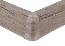 Cezar PREMIUM vnější roh, PVC, 59mm, dub modena, dekor 211