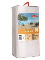 Palubkový olej pro základní ošetření dřevěných teras a balkonů Synteko Deck Oil 1 l