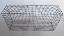 Gabionový koš 200x100x50, velikost oka 5x10cm, Ø drátu 4mm