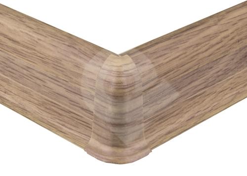 Cezar PREMIUM vnější roh, PVC, 59mm, bambus thajský, dekor 116