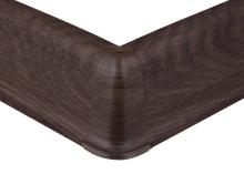 Cezar PREMIUM vnější roh, PVC, 59mm, dub congo, dekor 176