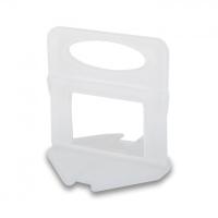 Nivelační klips DELTA pro spáru 1,5mm, výšku dlažby 3-12mm, 400ks/bal
