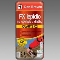 Den Braven flexibilní lepidlo na obklady a dlažbu FX Quartz C2 25kg