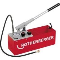 Tlaková pumpa zkušební 50 bar Rothenberger RP 50, půjčovna nářadí