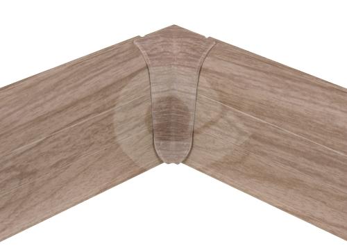 Cezar PREMIUM vnitřní roh, PVC, 59mm, javor, dekor 119