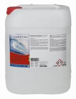 Přípravek na snížení pH hodnoty vody pro automat. dávkovače pH Mínus tekutý 35l