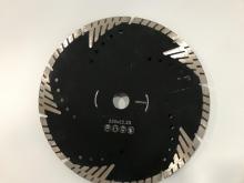 Diamantový kotouč řezný  TURBO EXTRA na beton, cihla, dlažby, slín, pórobeton   pr. 230mm