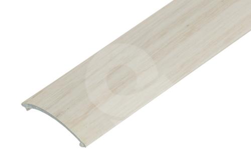 Přechodová lišta Cezar samolepící 30mm 0,9m dub bílý