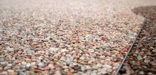 Pojivo pro kamenný koberec Den Braven A+B new na 25kg kamínku, 1,36kg