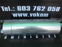 Komínový díl 950mm/0,8mm pr. 140mm