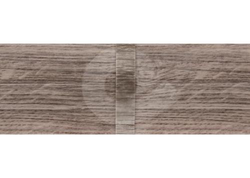 Cezar PREMIUM spojka, PVC, 59mm, dub richmond  dekor 145