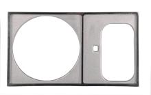 Dvojitý rámeček pro skimmer 1622020 s dopouštěním vody