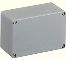 Kovová elektroinstalační krabice Spelsberg