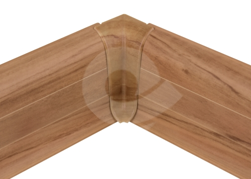 Cezar PREMIUM vnitřní roh, PVC, 59mm, hruška, dekor 122