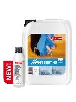 Dvousložkový vodou ředitelný lak na parkety a dřevěné podlahy Synteko Novabest 20 matný 5l