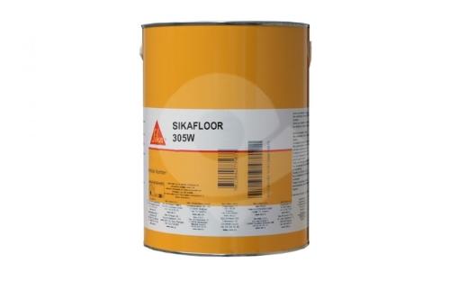 2-komponentní polyuretanový uzavírací lak na podlahy matný Sikafloor 305 W 10kg