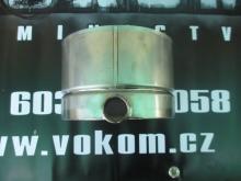 Komínová kondenzátní jímka s vývodem do boku pr. 120mm