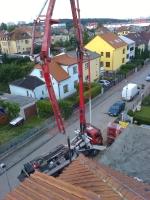 Mobilní čerpadlo  cena za hodinu práce ukladka betonu