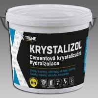 Cementová krystalizační hydroizolace Krystalizol Den Braven 5kg